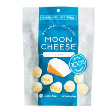Moon Cheese Gouda Best high protein snack foods list by Ashley Wingate Online Personal Fitness Trainer Bossfit Customized Workout Plans