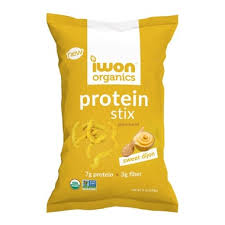 iwon organic protein stix Best high protein snack foods list by Ashley Wingate Online Personal Fitness Trainer Bossfit Customized Workout Plans