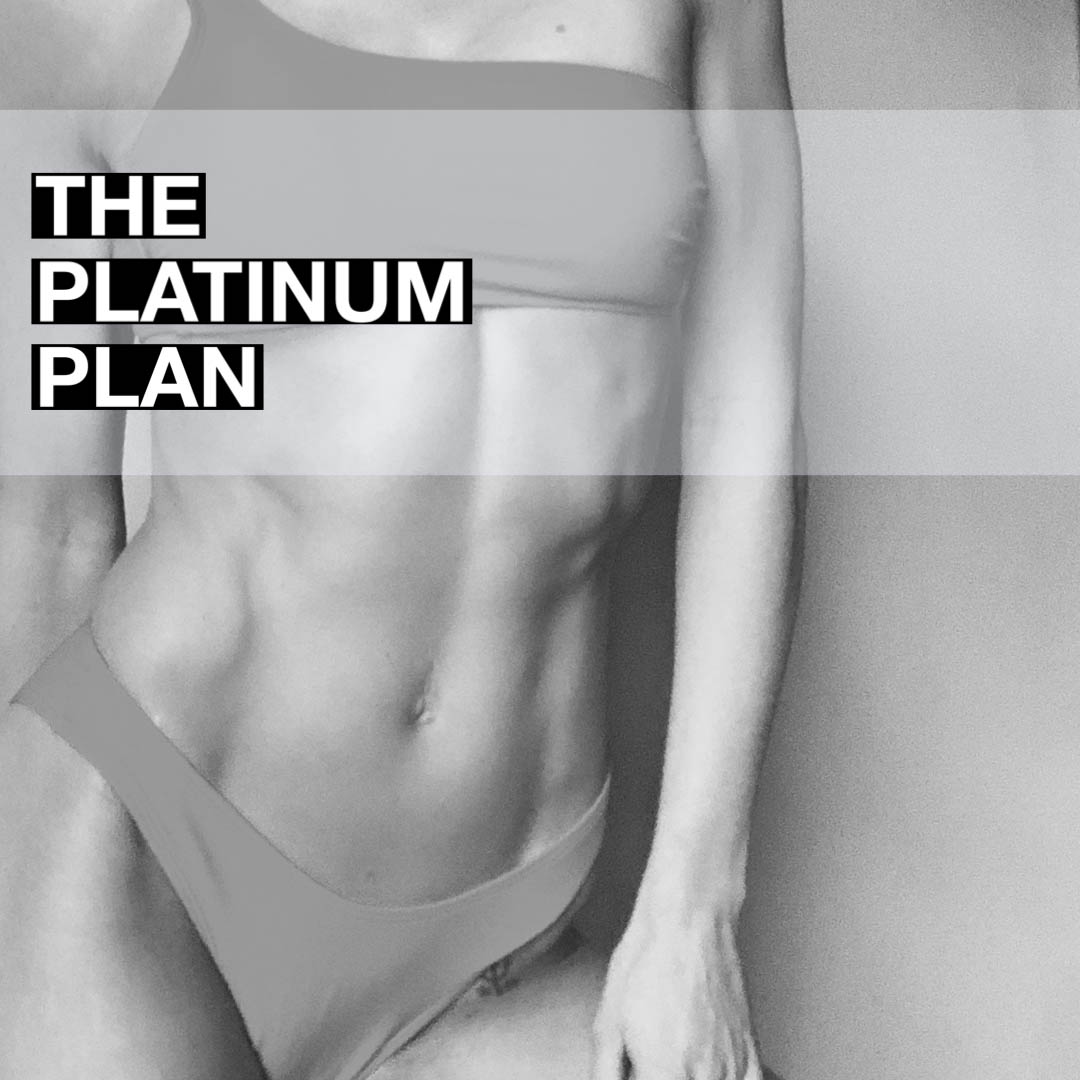 BossFIT Personal Training Platinum Plan