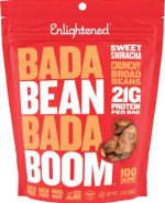 Enlightened Broad Bean Protein Crisps Best high protein snack foods list by Ashley Wingate Online Personal Fitness Trainer Bossfit Customized Workout Plans